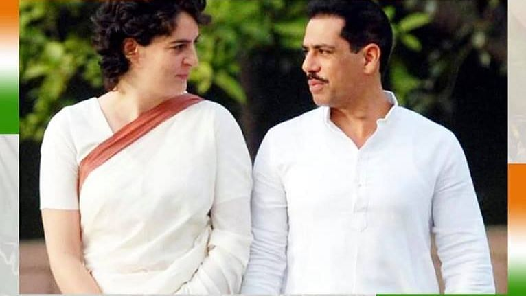Give It Your Best: Vadra Congratulates Priyanka on Political Debut