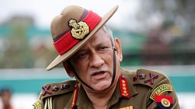 'Won't Allow' Homosexuality in the Army, Says Gen Bipin Rawat