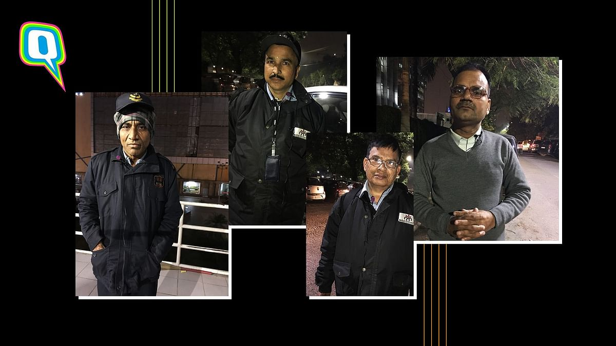 Private Security Guards in Delhi NCR