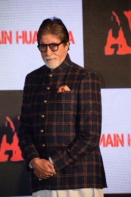 Amitabh Bachchan. (Photo: IANS)