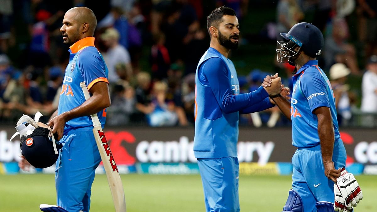 India-NZ 1st ODI | As It Happened: India Cruise to Win at Napier