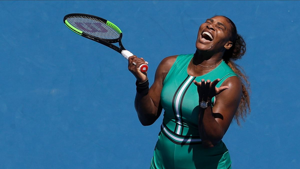 'Foot Fault on Serena Match Point': Twitter Calls Out Umpire