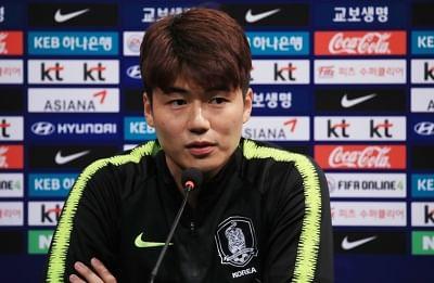 Ki Sung-yueng. (Yonhap/IANS)