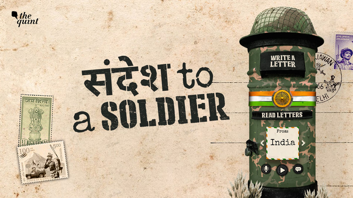 Salute the Indian Armed Forces, Send Your Sandesh to a Soldier Now