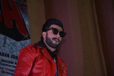 Ranveer Singh. (Photo: IANS)