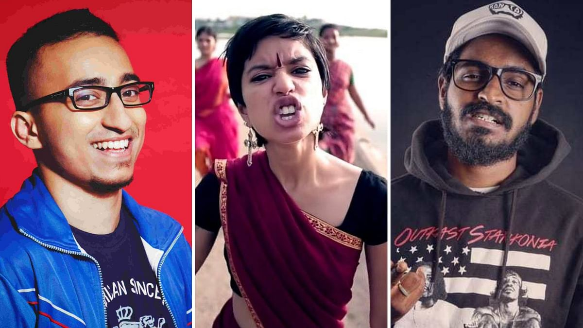 Ahead of 'Gully Boy', Find out About India's Most Unique Rappers