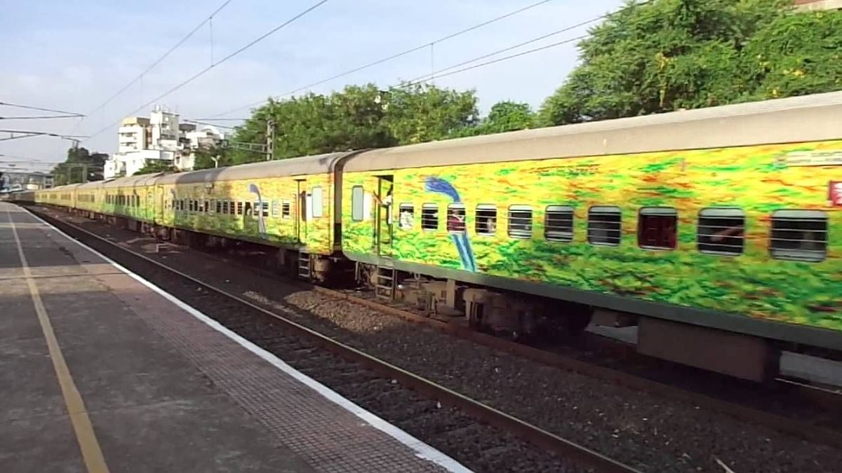 """<div class=""""paragraphs""""><p>Duronto Express Time table, Route and fare. Image used for representational purposes only.</p></div>"""