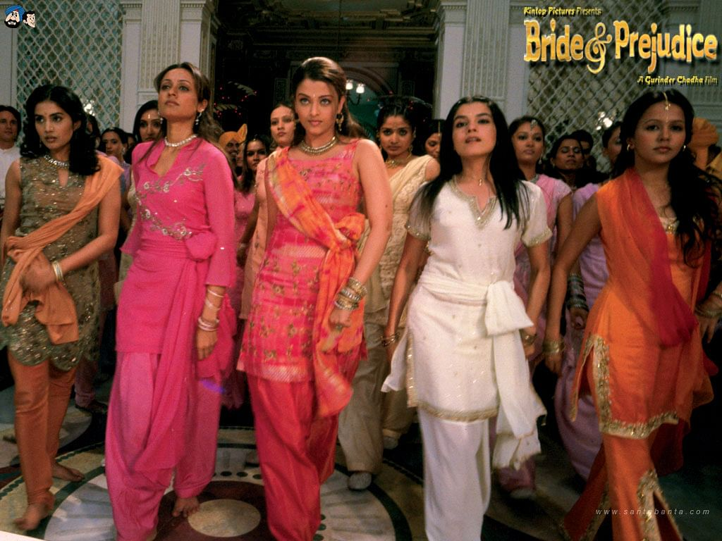 Have You Ever Played the 'Bride & Prejudice' Drinking Game?