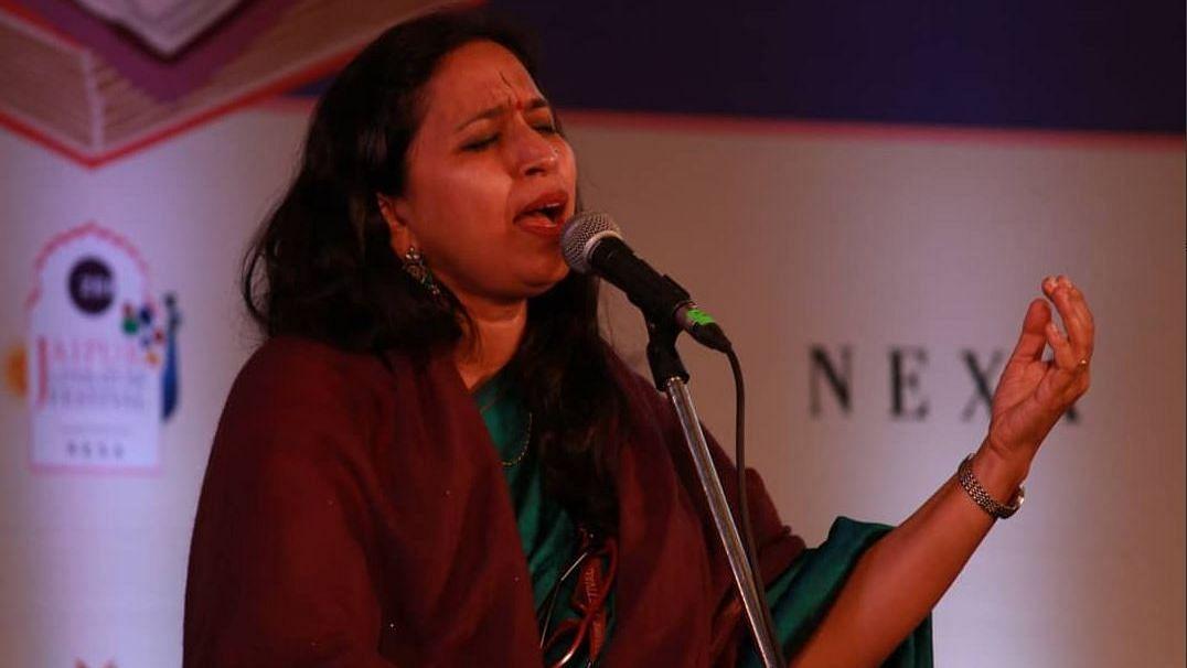 Musician and writer Vidya Shah
