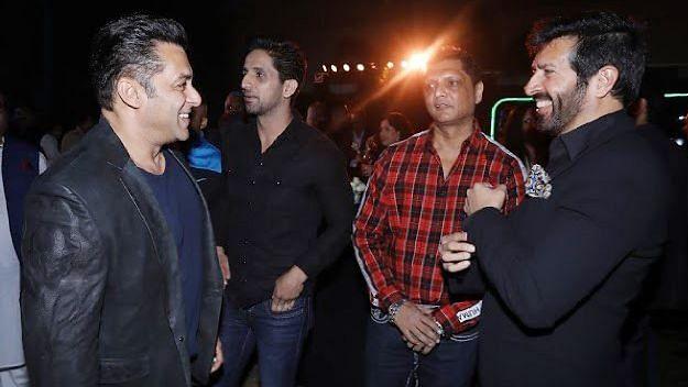 Pics: Hotstar Launches Specials With Salman Khan, Karan Johar