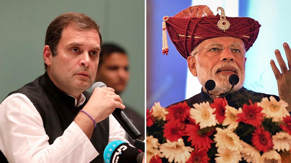 'Your Highness': Rahul Gandhi Hits Back at Modi's Oppn Rally Jibe