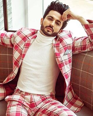 Actor Dheeraj Dhoopar.