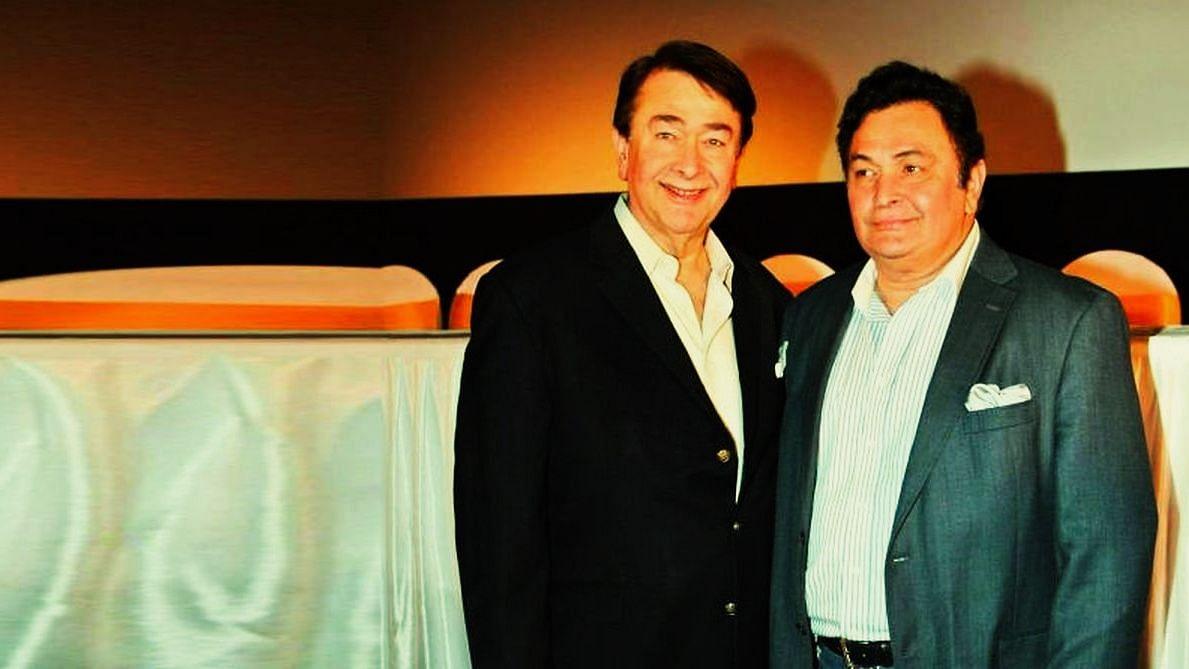 Doing well: Randhir Kapoor Gives Update on Rishi Kapoor's Health