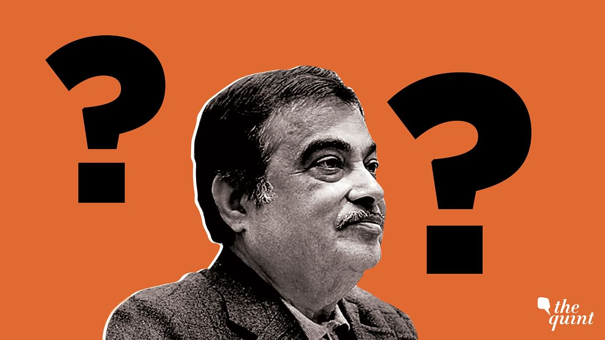 Recently, Gadkari had warned politicians against making promises that they couldn't fulfill.