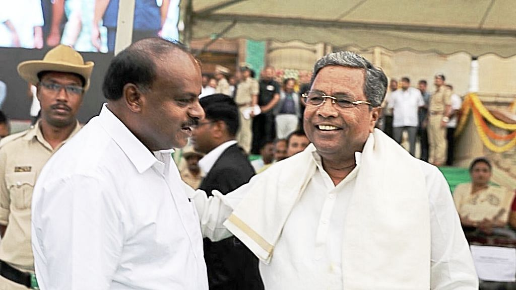 With K'taka Facing Oct Bypolls, JD(S) Says No Coalition With Cong