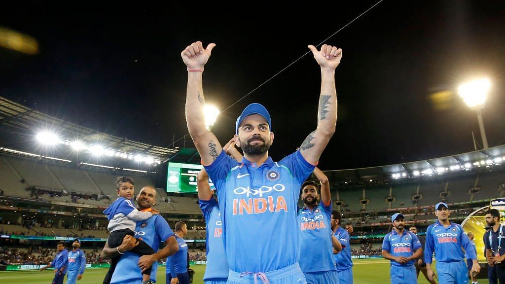 Unpredictability Our Strength, Want No. 4 Spot Solidified: Kohli