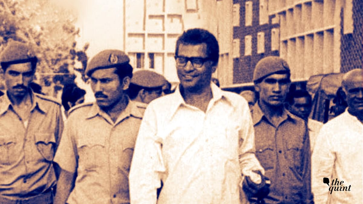 George Fernandes Gave Voice to the Angst of Bombay's Working Class