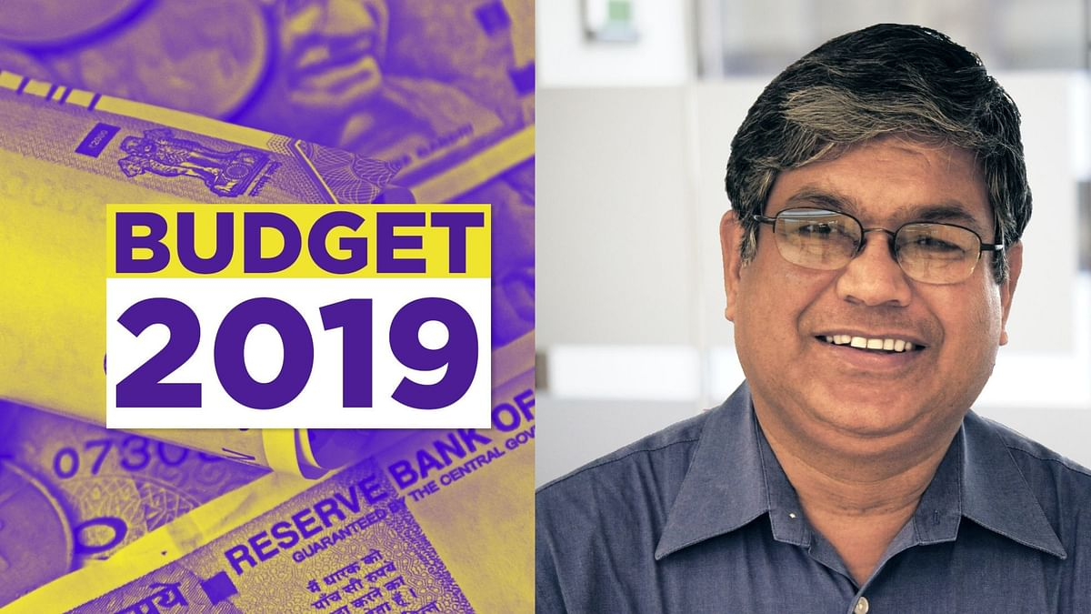 Dr Pramod Joshi, Director-South Asia, International Food Policy Research Institute (IFPRI).