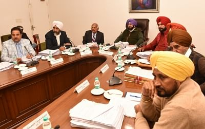 Punjab Chief Minister Amarinder Singh. (Photo: IANS)