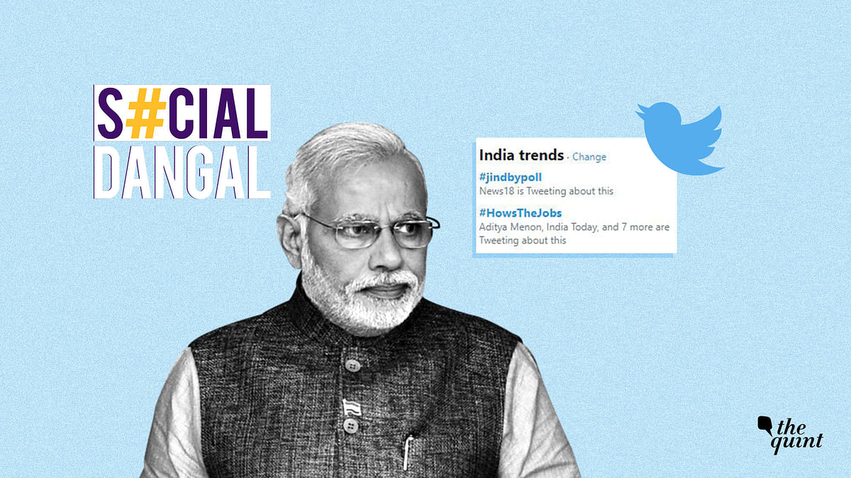 'How's The Jobs' to #FakeNews: Twitter Has Some Questions For BJP