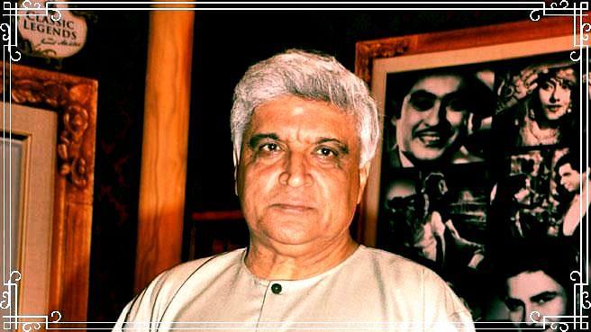 Javed Akhtar turns 74.
