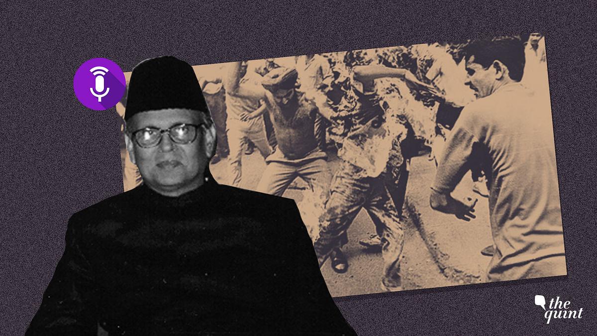Podcast | 4 Journos Recall  1990 Anti-Mandal Protest Against Quota