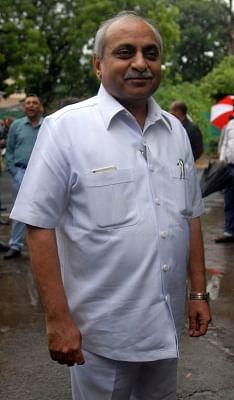 Gujarat Cabinet Minister Nitin Patel. (File Photo: IANS)