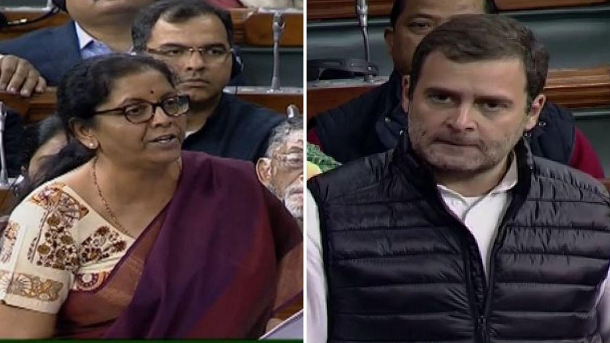Rafale Deal Rocks Parl, Bill to Amend Aadhaar Act Passed in LS