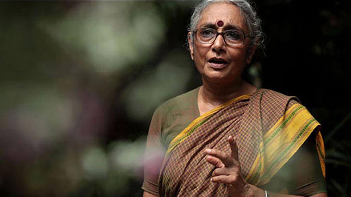 Activist Aruna Roy.