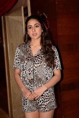 Actress Sara Ali Khan. (File Photo: IANS)