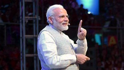 'Playstation is Good, But Never Forget the Playing Field': PM Modi