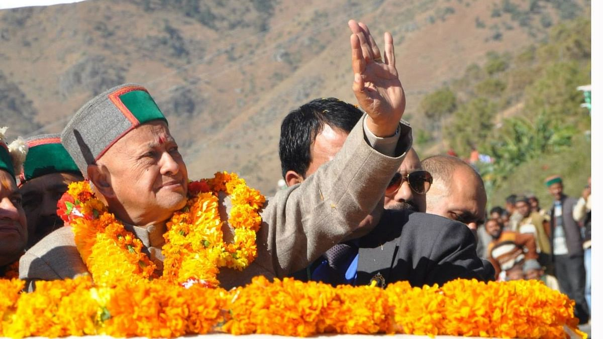 Congress Leader and Ex-Himachal CM Virbhadra Singh Passes Away
