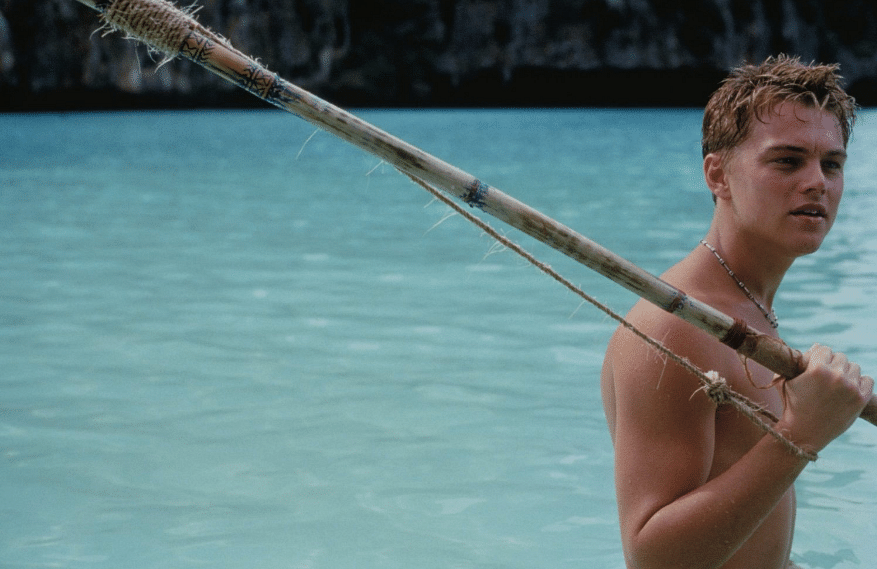 Leonardo di Caprio's movie, The Beach, was shot in Krabi.