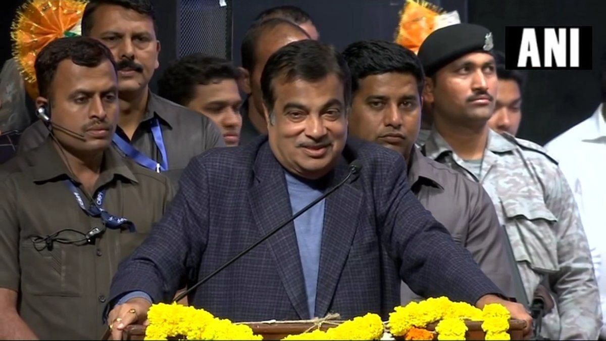 Opposition parties claimed that Gadkari's remarks were aimed at PM Modi, and said the minister himself was eyeing the top post.