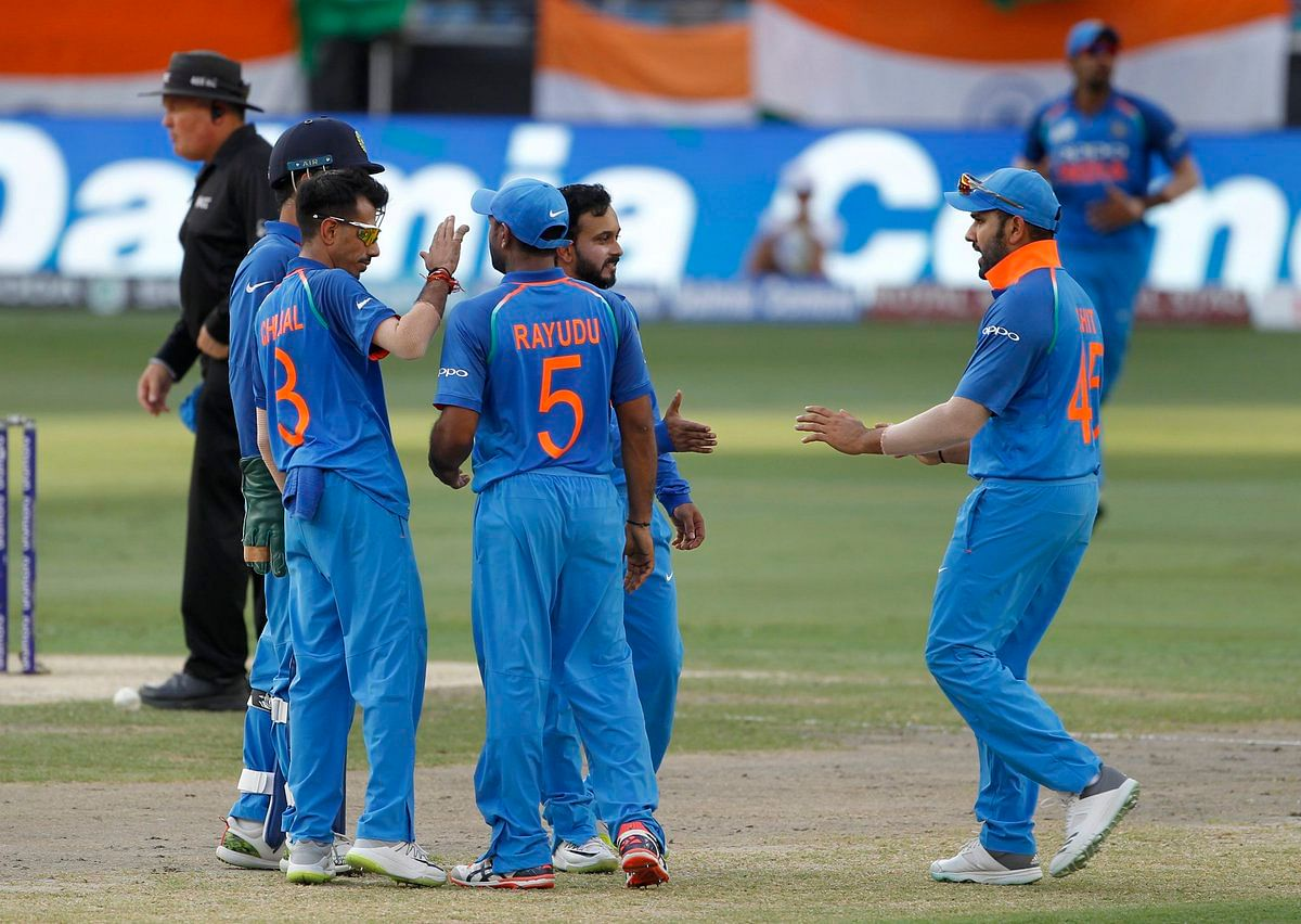 Kedar Jadhav's bowling economy in ODIs – 4.86 – and his 'happy' knack of taking wickets makes him vital to India's plans.