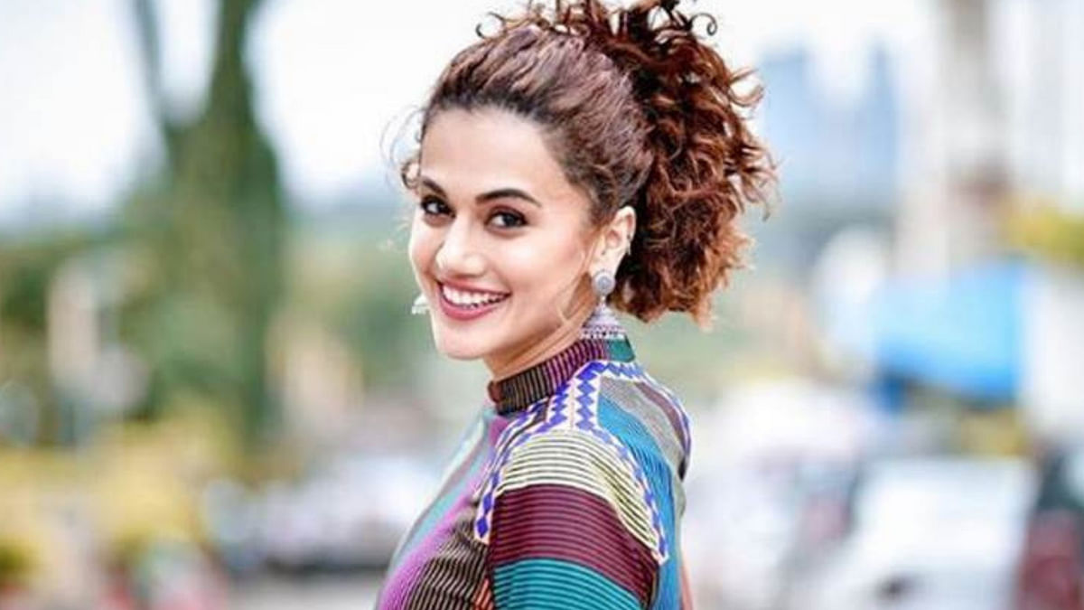 Taapsee Pannu will no longer star in the remake of <i>Pati, Patni Aur Woh</i>.