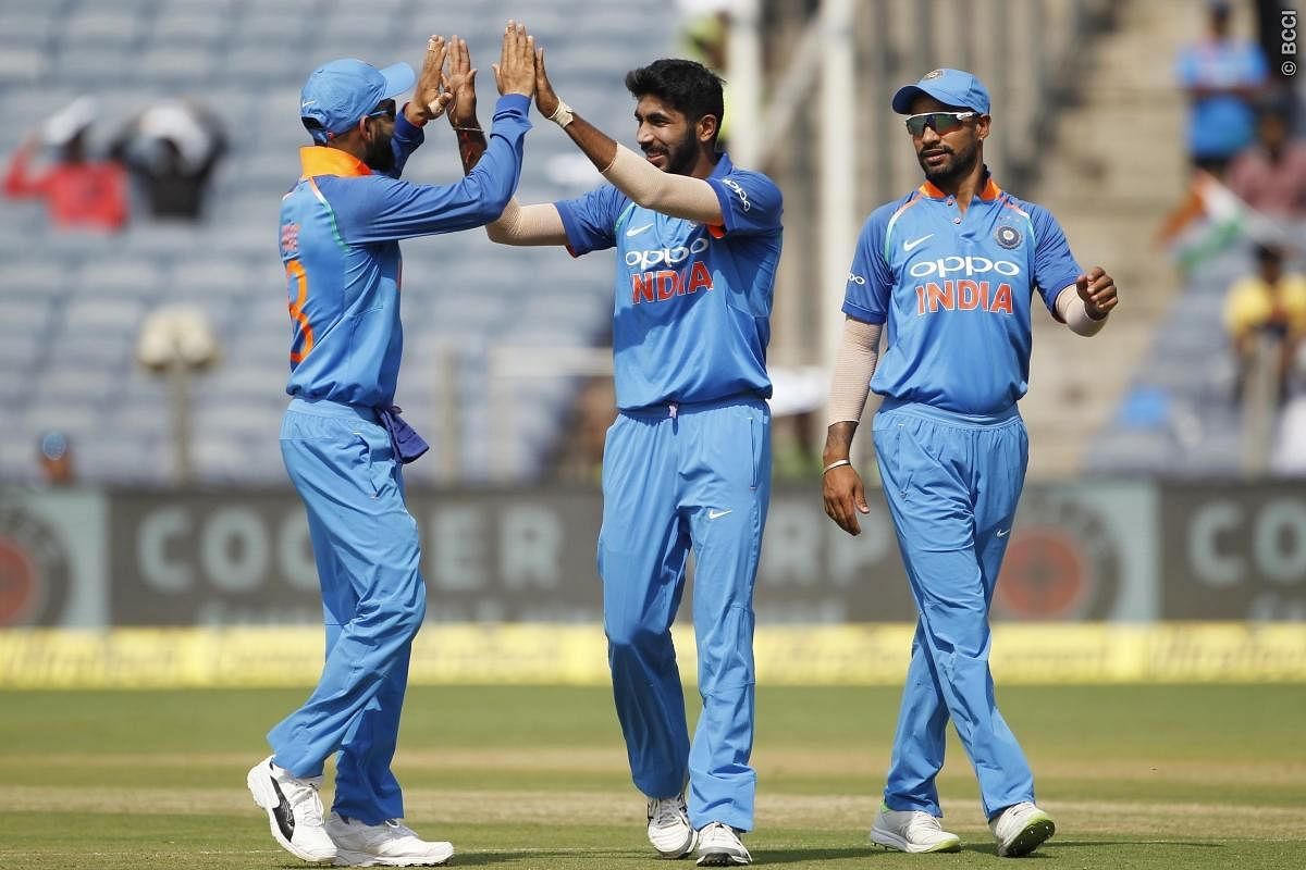 Jasprit Bumrah has the most wickets, the best average and the best economy among all pacers in ODIs post the 2017 Champions Trophy (min. 15 innings).