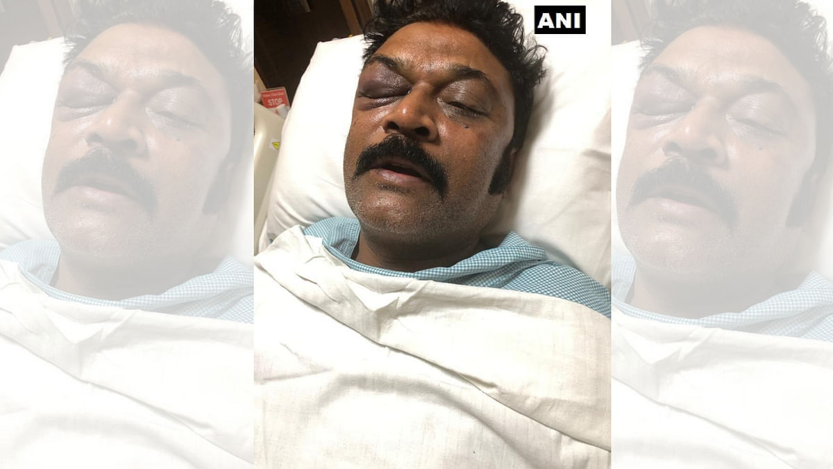 Congress MLA Anand Singh, who was injured in a brawl, is being treated at Apollo Hospital.