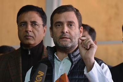 Congress President Rahul Gandhi. (Photo: IANS)