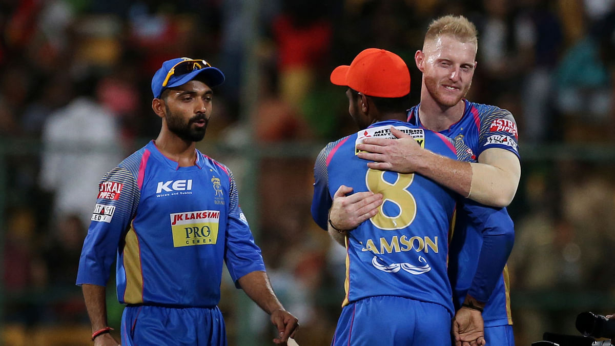 Rajasthan Royals Owner Set to Sell Stakes in IPL Franchise