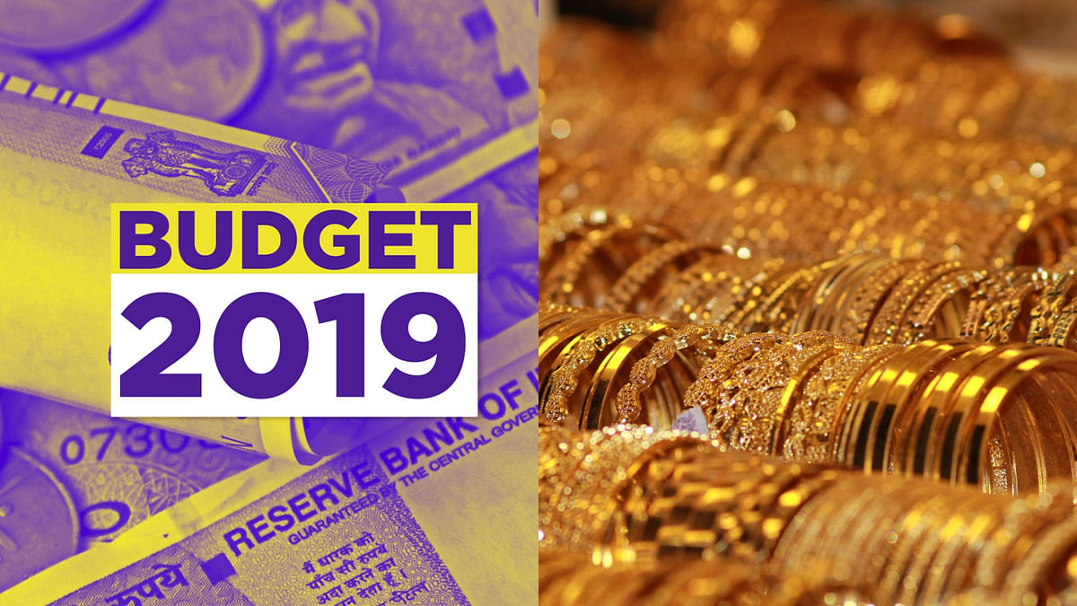 Budget Expectations 2019: 'Centre Must Cut Gold Import Duty'