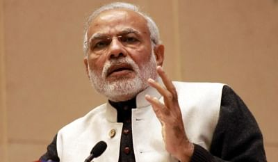 'Black' banned ahead of Modi visit