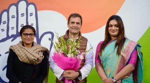 Apsara Reddy Is Congress' First Transgender General Secretary