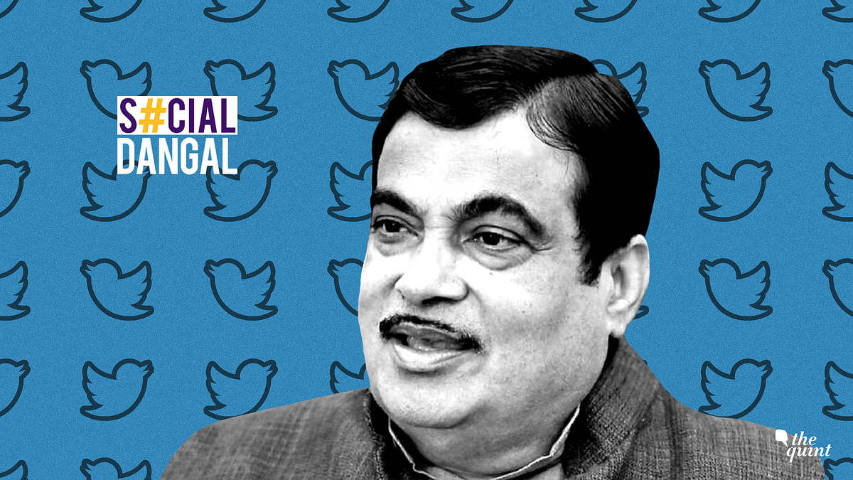 'Fearless' or 'Greedy'? Twitter Divided On Nitin Gadkari's Comment