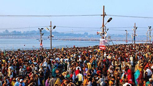 49-Day-Long Kumbh Mela Set to Begin in Prayagraj on 15 January