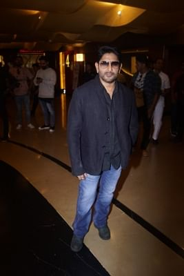 Never seen one wrong thing about Rajkumar Hirani: Arshad Warsi