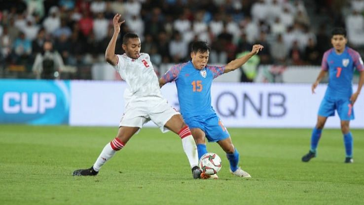 The Indian side must understand the importance possession-based game.