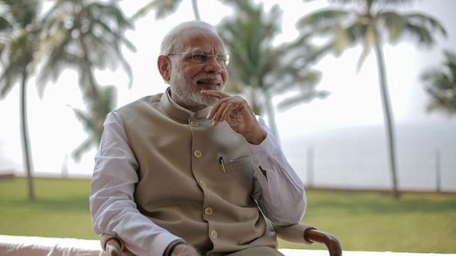 Did a man from such humble beginnings ever dream he would one day be the Prime Minister? Modi answers.