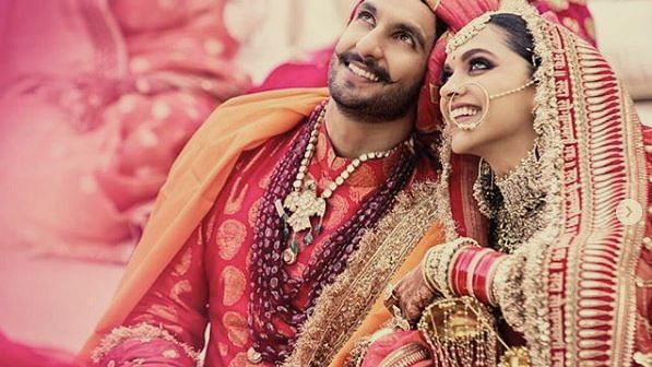 Deepika's first birthday after marriage