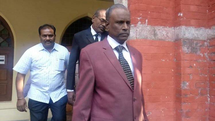 VK Sasikala's counsel Raja Senthura Pandian.